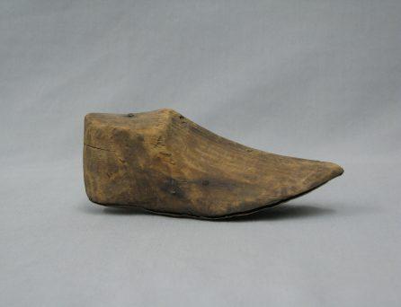 Forme de chaussure - semelle en fer